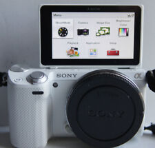 Sony NEX-5T 16.1MP (Body Only) WiFi Mirrorless Camera 6.2k shutter count