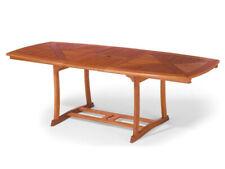 Stół drewniany ogrodowy Birmingham (180 - 230) x 100 x 75H