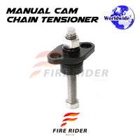 FRW CNC Billet Manual Cam Chain Tensioner For Kawasaki KX250F 04-08 04 05 06 07