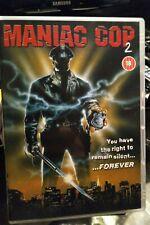 Maniac cop 2 DVD region 2 pal