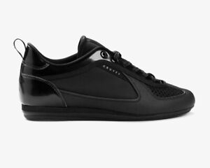 Cruyff Integrale CC4910211590 Lace Up Mens Trainers Black Shoes Sneakers