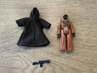 Star Wars Kenner vintage Jawa Big Eyes Small Hood & Blaster COO HK GMFGI 1977