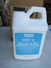 SUPER HEAVY DUTY Brake Fluid Dot-4 Granitize