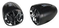 NEW Motorcycle Stereo Speaker Sound System.w/ amplifier.quad.4wheeler.ATV.bike