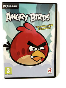 Angry Birds (PC CD-ROM) Game Fun Kids 💎💎FAST POSTAGE💎💎