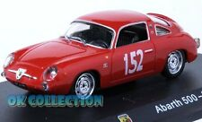 "1:43 FIAT ABARTH 700 Record Monza ""Giovi""- 1960 _Abarth Collection Hachette (48)"