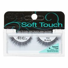 Ardell Soft Touch Tapered Tip Lashes #154 Black