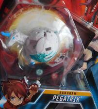 BAKUGAN Battle Brawlers Battle Planet White Blue PEGATRIX 2 Bakucores 1 Card