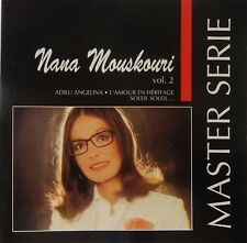 Nana Mouskouri - Master Serie Vol 2 (CD 1991 Philips)  VG++ 9/10