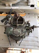 1983 1984 1985 Dodge D150 318 5.2. Two Barrel Carb  2 Barrel Carburetor Plymouth