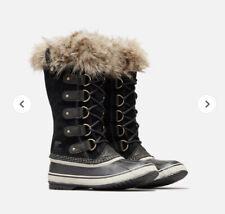 SOREL WOMEN'S JOAN OF ARCTIC™ SNOW BOOT Black  Size 7.5 UK