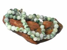 JADE   Beaded  Necklace  -  Gift  Boxed
