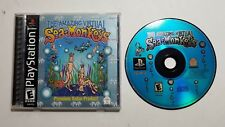Amazing Virtual Sea-Monkeys (Sony PlayStation 1, 2002)