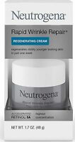 Neutrogena Rapid Wrinkle Repair Regenerating Cream 1.7 oz (Pack of 2)