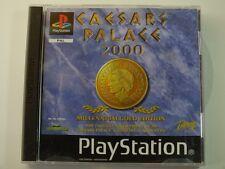 !!! Playstation ps1 jeu CAESARS PALACE 2000 1. édition, d'occasion mais bien!!!