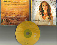 JOY ENRIQUEZ How can I Not Love you INSTRUMENTAL PROMO DJ CD single Mariah Carey