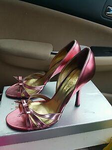 Baldan venezia heels size 37 NEW RRP $ 400! Aus 7