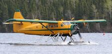DHC-3 Otter Canadian STOL Transport Airplane Handcrafted Wood Model Regular New