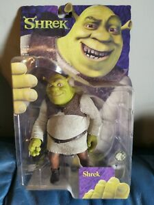 New McFarlane Toys Shrek Shrek Action Figure Boxed