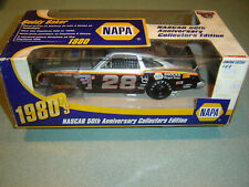 NAPA 50th Anniversary 1980s Buddy Baker #28 NAPA Olds Cutlass Diecast 1/24