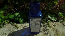 Rare Antique Dampney Chemist Kensington Eucalyptus Oil