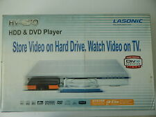 Lasonic HV-670 2 in 1 Removable HDD & DVD Player 250GB New