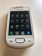 ***Samsung Galaxy Mini S5570 White *** Unlocked
