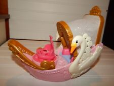 Fisher-Price Precious Places Swan Boat Replacement Toy LN