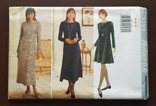B-3793 Dress Slip Sewing Pattern Butterick Size 14-16-18 Uncut