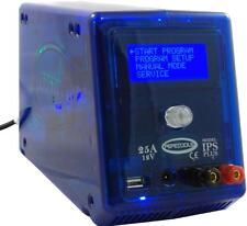 PepeTools Plating System, IPS-PLUS 25amp/12volt Programmable Intelligent Plating