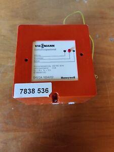 Viessmann Gasfeuerungsautomat S4572A1004V02 7838536 Brennersteuerung