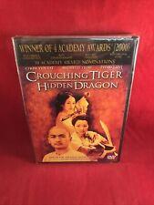 Crouching Tiger Hidden Dragon (Dvd, Widescreen) *Brand New!*