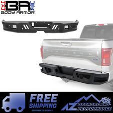 Body Armor 4X4 | 2017-2018 Ford F-250 / F-350 Superduty Eco Series Rear Bumper |