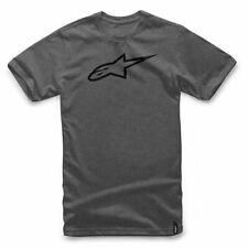Alpinestars AGELESS CLASSIC TEE  Charcoal T-Shirt - Men Casual wear