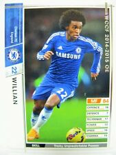 Panini WCCF 2014-15 ver 3.0A20WILLIANChelseaRare card