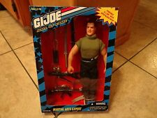 "1995 HASBRO--GI JOE HALL OF FAME--12"" MARTIAL ARTS EXPERT FIGURE (NEW)"