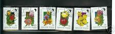 Hungary  #3230-35  Flora - Flowers  F-VF cto African species
