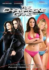The Champagne Gang (DVD 2006 NEW Suri Serano Candice Lakota Lacey Toups Tobiason