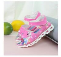 Sandali Elsa Frozen Disney bambina 26-33 estate scarpe principessa