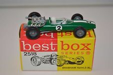 Bestbox Best Box 2518 Brabham Form 1 3 L  mint in box super model