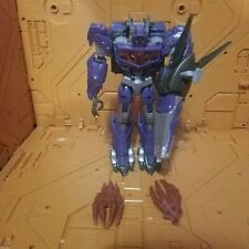 Transformers Prime Beast Hunters Shockwave Near Complete