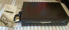 Technics SJ-MD150 Mini Disc Player & Recorder.
