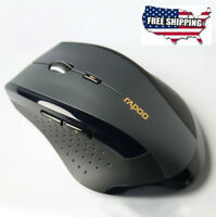 2.4GHz USB Wireless Optical Gaming Mouse 1600DPI Mice For Laptop Desktop MAC -m4