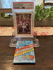 1992-93 Topps Basketball Series 2 Sealed (1) Pack From Box 🔥 SHAQ Jordan Gold