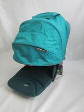 Mamas & Papas Flip XT Seat Unit, Hood and Fabrics - Teal Blue - Fits Ocarro