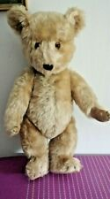 Vintage Chiltern Hugmee Bear Jointed Stitched Nose & Mouth 17""