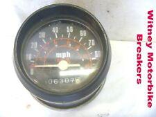 HONDA CG125 SPEEDO CLOCKS SPEEDOMETER METER DIAL CG 125 1979 6V 6 VOLT