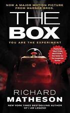 The BOX Book by Richard Matheson ~ You Are The Experiment
