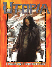 HUNTER: The Reckoning - Utopia - An Enemy Book for Hunter WWP 8133 NEW
