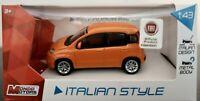 1/43 FIAT NUOVA PANDA LICENCIA OFICIAL FIAT ESCALA DIECAST